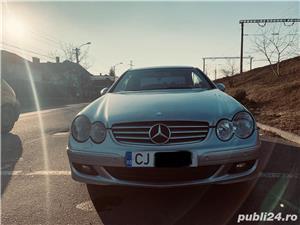 Mercedes-benz Clasa CLK - imagine 8