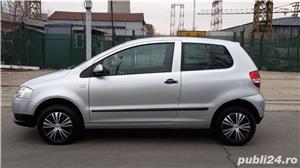 Volkswagen Fox 2006, 1.4 Tdi, Ac, IMPECABILA, Import Germania - imagine 3