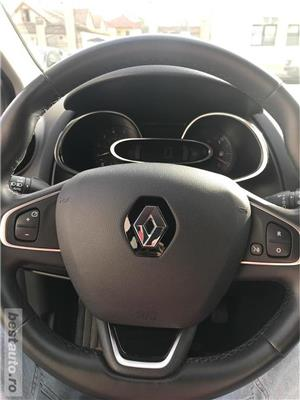 Renault Clio 2018, dotari FULL, predare LEASING 12 rate x 210 Euro, 40.500 km, NAVI, etc - imagine 8