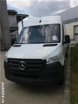 Mercedes-Benz Sprinter 316 cdi XXL de 7 paleti - imagine 6