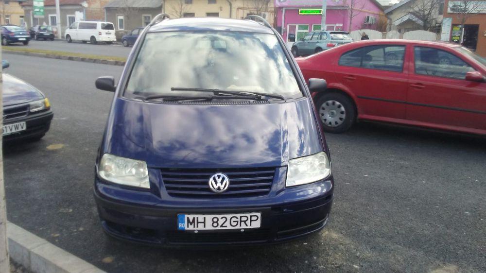 Volkswagen Sharan - imagine 4