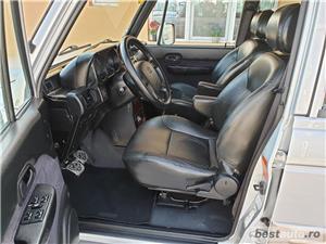 Hyundai galloper,AVANS 0,RATE FIXE,motor 2500 TDI,100 CP,Clima,7 locuri,4x4 - imagine 6