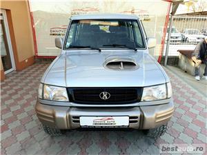Hyundai galloper,AVANS 0,RATE FIXE,motor 2500 TDI,100 CP,Clima,7 locuri,4x4 - imagine 3