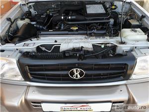 Hyundai galloper,AVANS 0,RATE FIXE,motor 2500 TDI,100 CP,Clima,7 locuri,4x4 - imagine 10