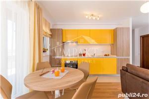 Apartament 3 camere superfinisat zona Buna Ziua , ideal locuinta  ! - imagine 1