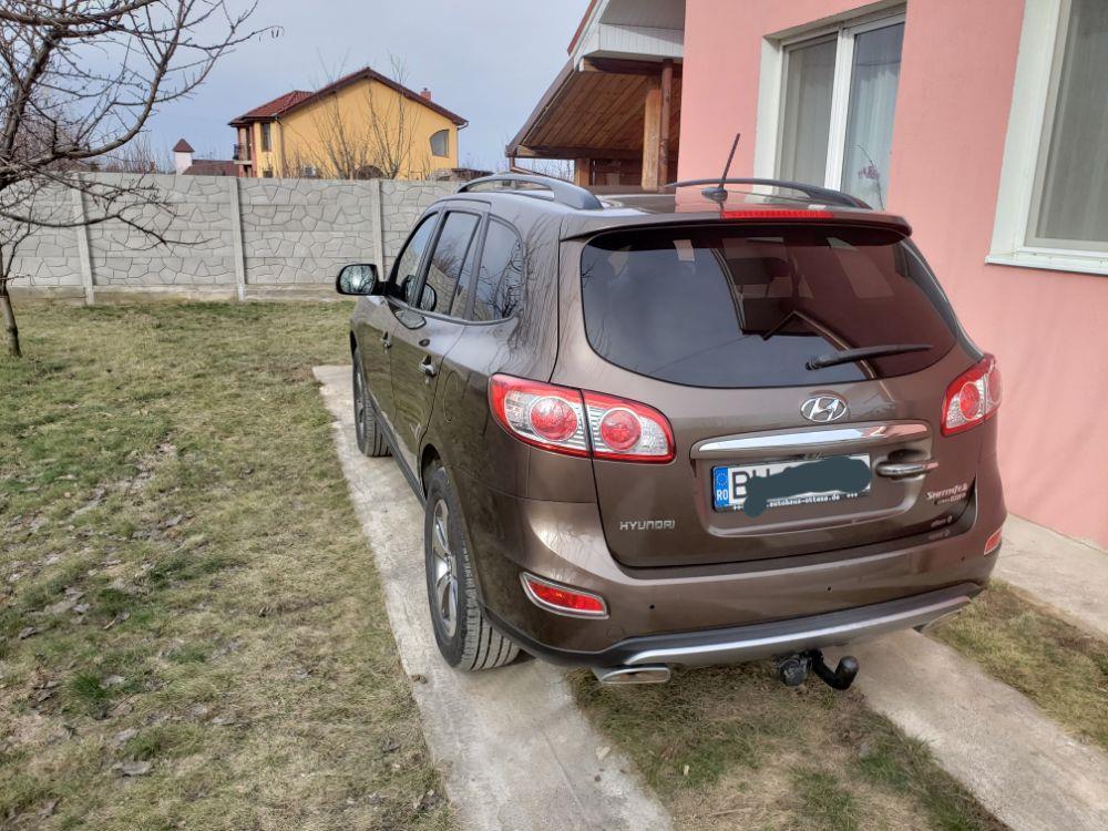 Hyundai Santa fe 2012 full - imagine 2