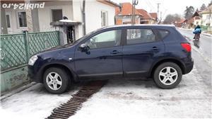 Nissan qashqai 4x4,înmatriculat -Schimb cu Seat Ibiza combi sau Skoda Rapid dupa anul 2012 - imagine 3
