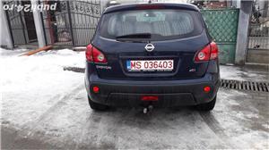 Nissan qashqai 4x4,înmatriculat -Schimb cu Seat Ibiza combi sau Skoda Rapid dupa anul 2012 - imagine 2