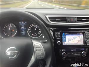 Nissan Qashqai 1.5 dci 110 cp 2 WD EURO 6 - imagine 4
