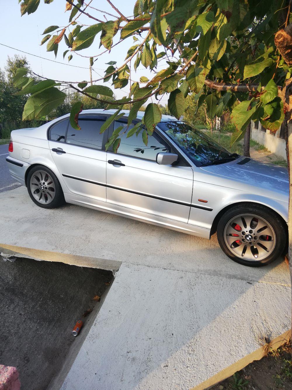Jante BMW E46 - imagine 1