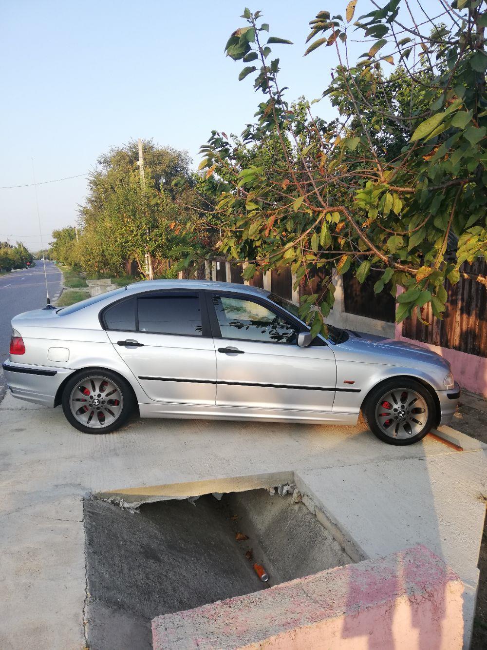 Jante BMW E46 - imagine 2