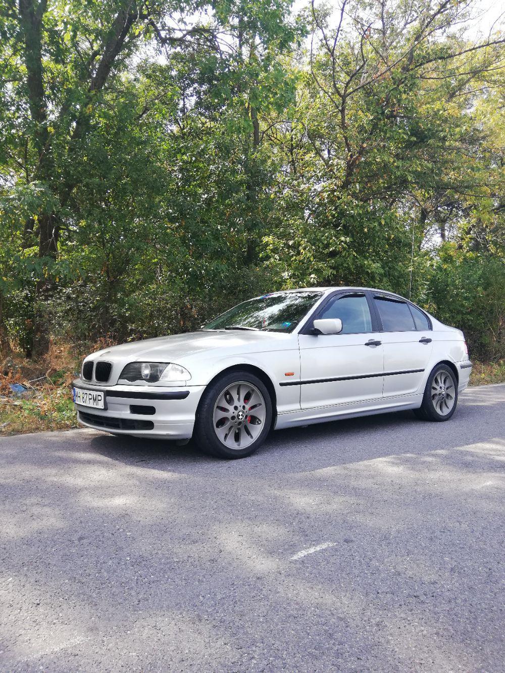 Jante BMW E46 - imagine 3