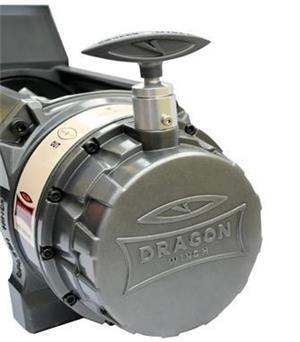 Troliu rapid Dragon Winch Highlander DWH 9000HD (trage 4082kg) - imagine 6