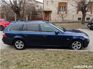 BMW 520d E61 LCI, 163CP, 350Nm, Euro 4, 2008,Distributie schimbata reprezentanta BMW - imagine 6