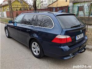 BMW 520d E61 LCI, 163CP, 350Nm, Euro 4, 2008,Distributie schimbata reprezentanta BMW - imagine 3