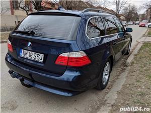 BMW 520d E61 LCI, 163CP, 350Nm, Euro 4, 2008,Distributie schimbata reprezentanta BMW - imagine 5