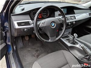BMW 520d E61 LCI, 163CP, 350Nm, Euro 4, 2008,Distributie schimbata reprezentanta BMW - imagine 9