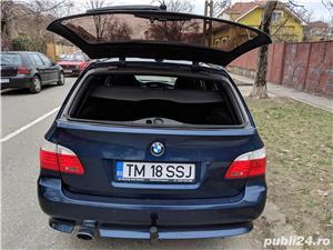 BMW 520d E61 LCI, 163CP, 350Nm, Euro 4, 2008,Distributie schimbata reprezentanta BMW - imagine 4