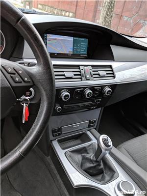BMW 520d E61 LCI, 163CP, 350Nm, Euro 4, 2008,Distributie schimbata reprezentanta BMW - imagine 11
