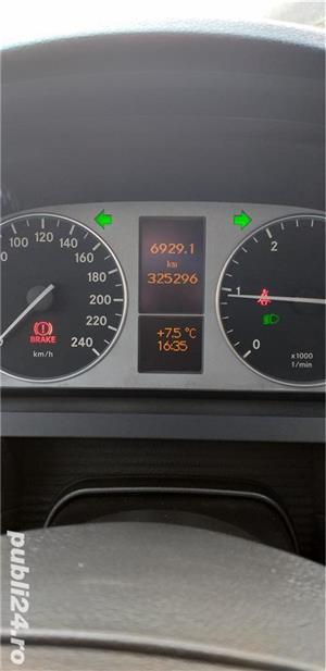 Mercedes-benz Clasa B - imagine 14