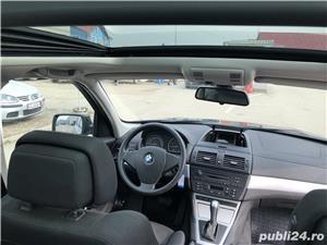 BMW X3 x-drive 2.0d FaceLift Euro4 Automat - imagine 6