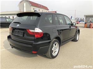 BMW X3 x-drive 2.0d FaceLift Euro4 Automat - imagine 4