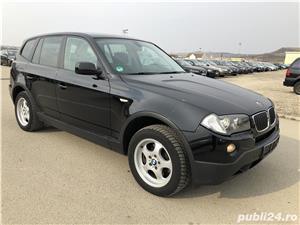 BMW X3 x-drive 2.0d FaceLift Euro4 Automat - imagine 5