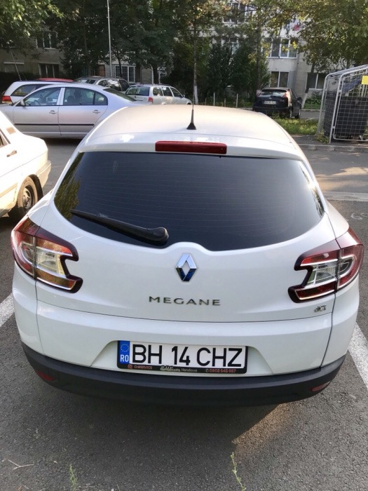 Renault Megane 3 euro 5 - imagine 3