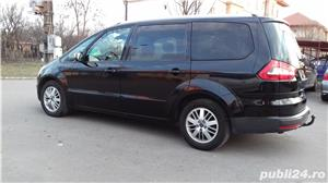 Ford galaxy 2.0 TDI, 140CP, an 2012, euro 5 - imagine 5