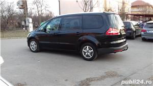 Ford galaxy 2.0 TDI, 140CP, an 2012, euro 5 - imagine 11