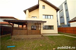 Chiajna, Vila P+1+m, 5 Camere, 4 Bai, 450mp Teren, Lux  - imagine 14