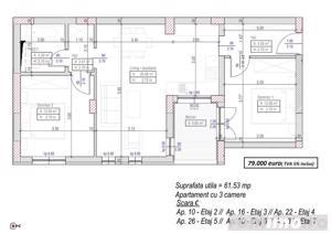 Apartament nou cu garaj - imagine 7