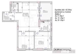 Apartament nou cu garaj - imagine 8