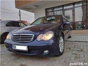 Mercedes-Benz C200 - 2007 - imagine 13