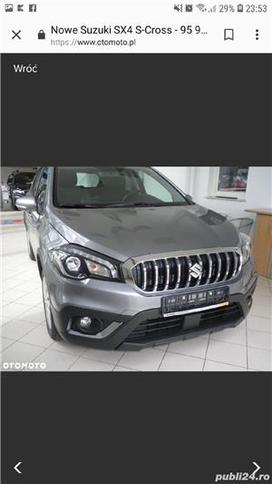 Suzuki sx4 s cross 1.4 Boosterjet 4×4 Allgrip 140 CP - imagine 4