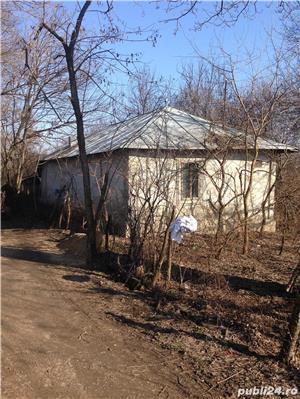 casa batraneasca cu teren - imagine 3