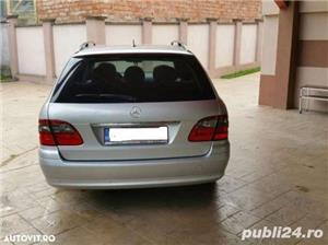 Mercedes-Benz E Klasse 220 W211 - imagine 5