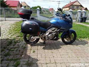 Suzuki VSTORM DL 1000 sau schimb cu SMART  - imagine 4