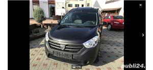 Dacia dokker van-Benzina + GAZ - imagine 2