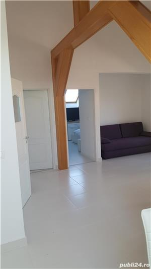 Dau in chirie  apart la vila , central ,  sc 100 mp , living 2 dormitoare , gaz, et 2 - imagine 3