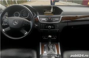 Mercedes-Benz Clasa E200 - imagine 8
