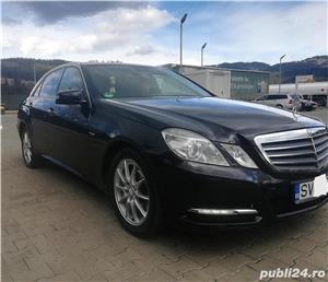 Mercedes-Benz Clasa E200 - imagine 3