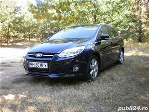 Ford Focus Titanium 2012 - imagine 1