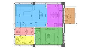 Intabulat! Apartament 2 camere in bloc cu lift - imagine 4