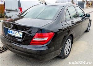 Mercedes-benz Clasa C primul proprietar an2012 euro 5 nu fac schimb  - imagine 8
