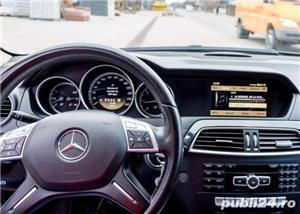 Mercedes-benz Clasa C primul proprietar an2012 euro 5 nu fac schimb  - imagine 4