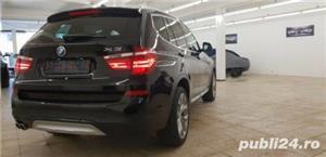 2017 BMW X3 xDrive28i xline 241Hp - imagine 9