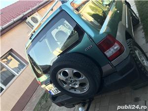 Mitsubishi Pajero Pinin - imagine 7