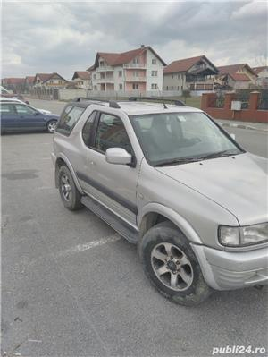 Opel frontera - imagine 4