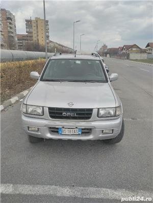Opel frontera - imagine 1